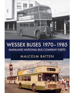 Wessex Buses 1970-1985- Mainland National Bus Company Fleets