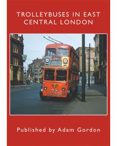 Trolleybuses in East Central London