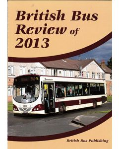 British Bus Review of 2013