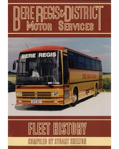 Bere Regis & District Motor Services Fleet History