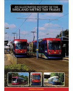 An Illustrated History of the Midland Metro T69 Trams