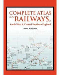 Complete Atlas of the Railways of South West and Central Sou