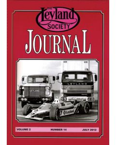 Leyland Journal Issue 14