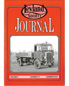 Leyland Journal Issue 17