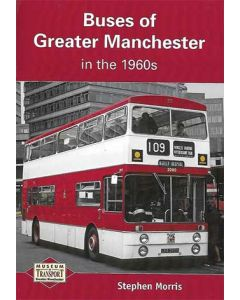 Buses of Greater Manchester in the 1960s