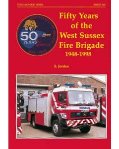 50 Years of W Sussex Fire Brigade