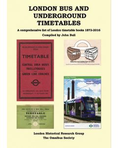 London Bus & Underground Timetables (revised 2nd edition)