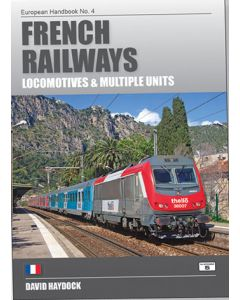 French Railways Locomotives & Multiple Units 6th Edition