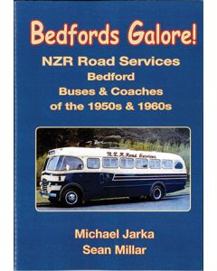 Bedfords Galore! NZR Road Services Bedford Buses & Coaches o