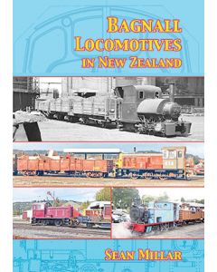 Bagnall Locomotives in New Zealand