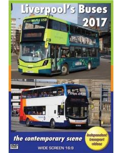 Liverpool's Buses 2017