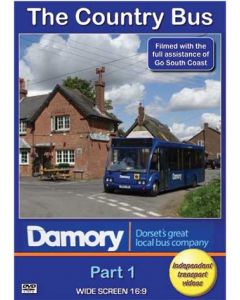 The Country Bus Damory- Dorset's Great Local Bus Company Par