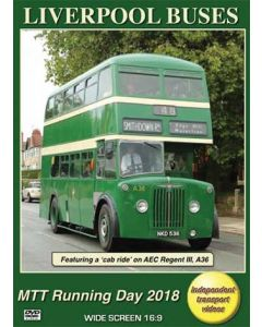 Liverpool Buses MTT Running Day 2018
