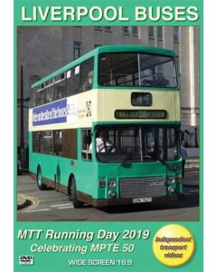 MTT Liverpool Buses Running Day 2019