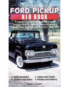 Ford Pickup Red Books