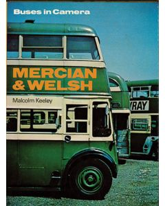 Buses In Camera Mercian and Welsh