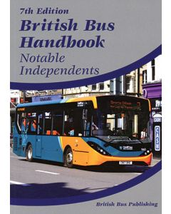 British Bus Handbook Notable Independents 7th Edition 2020