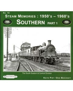 Steam Memories 1950-60s  13 Southern Part 1
