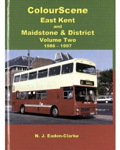 ColourScene East Kent & Maidstone & District 1986-97
