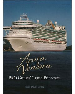 Azura Ventura - P&O Cruises Grand Princesses