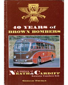 Brown Bombers Neath & Cardiff Luxury Coaches