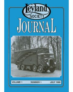Leyland Journal Issue  1