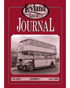 Leyland Journal Issue  2