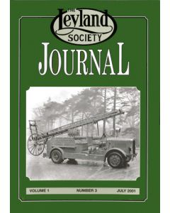 Leyland Journal Issue  3