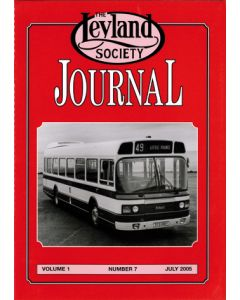 Leyland Journal Issue  7
