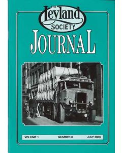 Leyland Journal Issue  8