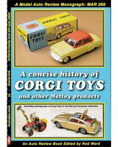 A Concise History of Corgi Toys and other Mettoy Products