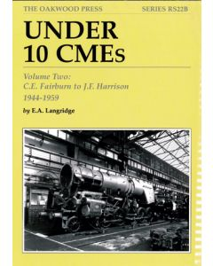 Under 10 CMEs Vol 2 CE Fairburn to JF Harrison, 1944-1959