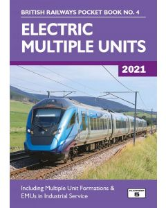 Electric Multiple Units Pocket Book 2021