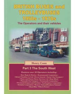 British Buses & Trolleybuses 1950s-70s 3- The South West