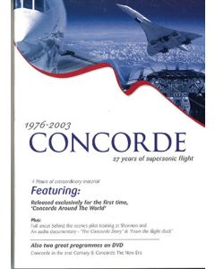 CONCORDE: 27 Years of Supersonic Flight