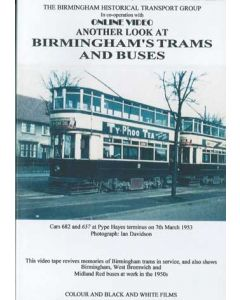 Another Look at Birmingham Trams