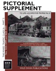 Pictorial Supplement to LMS Loco Profile  6