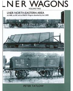 LNER Wagons Vol 2 - North Eastern Area