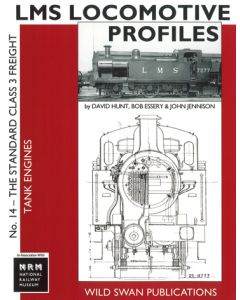 LMS Loco Profiles 14 Standard Class 3 Freight