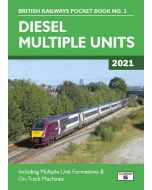 Diesel Multiple Units Pocket Book 2021