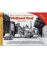 Buses, Coaches & Recollections 1959 - Midland Red