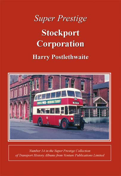 STOCKPORT CORPORATION COVER
