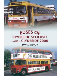 Buses of Clydeside Scottish and Clydeside 2000