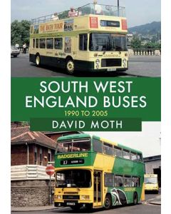 South West England Buses 1990-2005