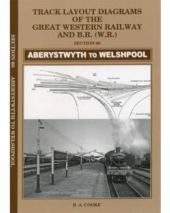 Aberystwyth to Welshpool Section 60 - Track Layout Diagrams