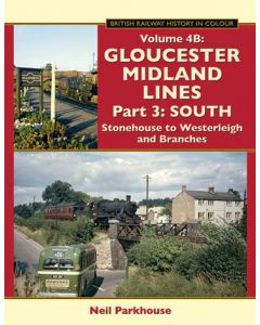 Gloucester Midland Lines Part 3: South Stonehouse to Westerl