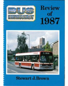 Bus Enthusiast Review 1987