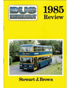Bus Enthusiast Review 1985
