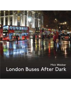 London's Buses After Dark