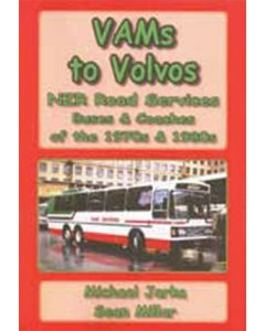VAMs to Volvos NZR Road Services Buses & Coaches of the 1970
